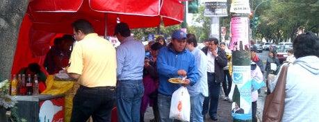 Tacos de Canasta del Tec is one of Monster fOOd.