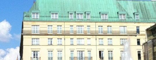 Hotel Adlon Kempinski Berlin is one of Berlin.