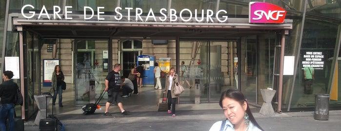 Place de la Gare is one of schon gemacht 2.