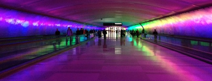 Tunnel of Light is one of Posti che sono piaciuti a Michael.