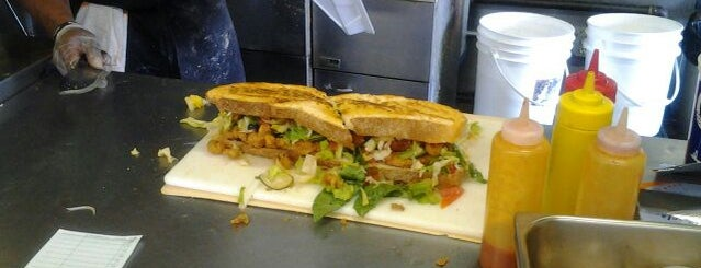 Creole Kitchen is one of daTurk - Downtown Lunch (Independents).