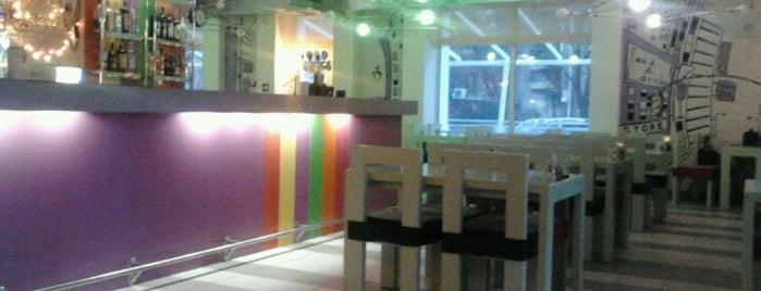 Крошка City Café is one of Orte, die Anna gefallen.