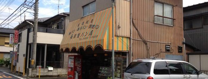 長楽製パン店 is one of 東上線方面.