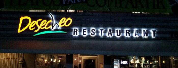 Desecheo Restaurant is one of Aran : понравившиеся места.