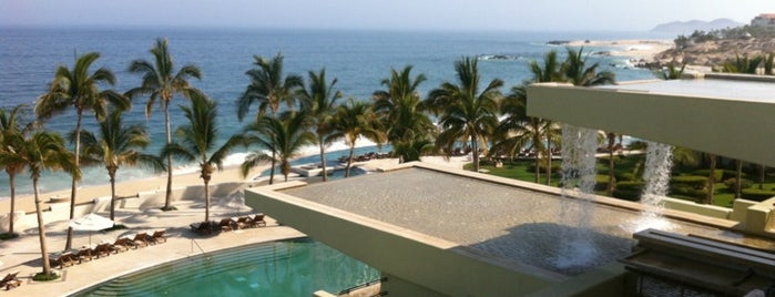 Marquis Los Cabos Resort and Spa is one of Zacharyさんのお気に入りスポット.