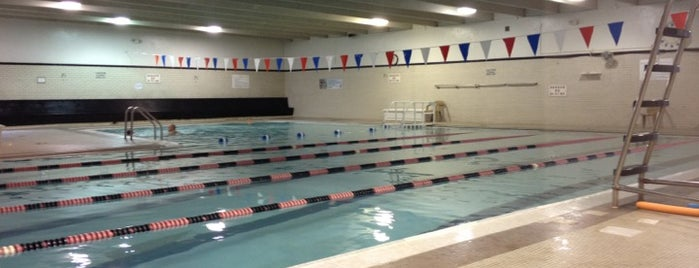 Schlessman Family YMCA is one of Regular checkins.