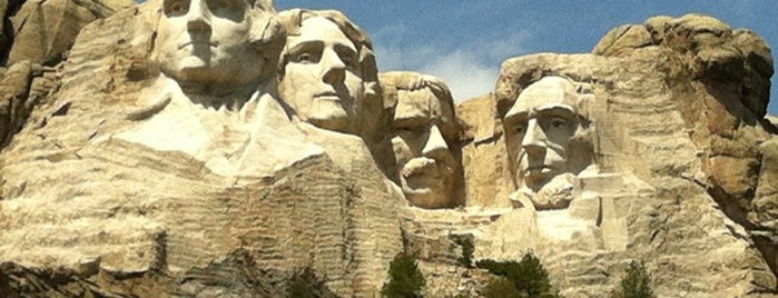 Mount Rushmore National Memorial is one of wonders of the world.