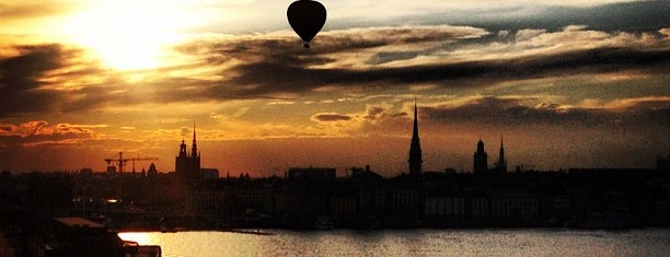 Hermans is one of Stockholm City Guide.