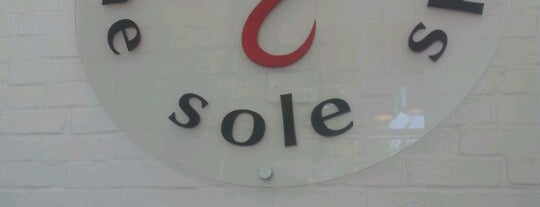 The Sole Spa is one of ATL.