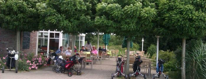 Golfclub Op de Niep e.V. is one of Coffee & Relax.