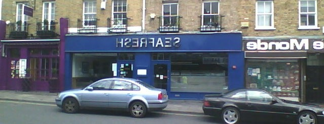 Seafresh is one of London Food.