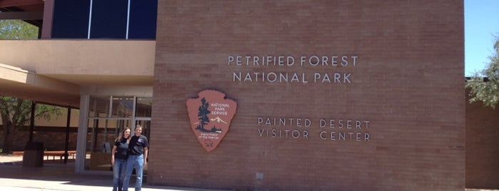 Painted Desert Visitor Center is one of Arizona.
