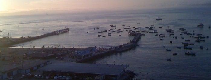 Malecón de Chorrillos is one of Orte, die Aldo gefallen.