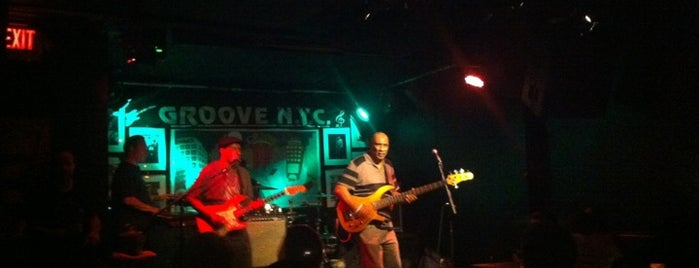 Groove NYC is one of Tour Locales.