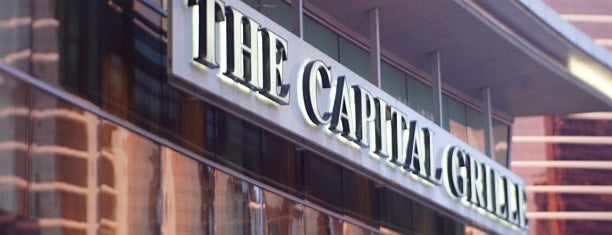 The Capital Grille is one of Las Vegas, NV.