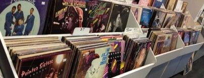Record Revolution is one of Posti salvati di Eric.