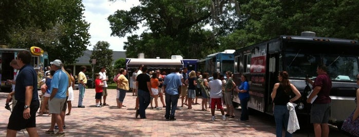 Food Truck Crave is one of FOOD.