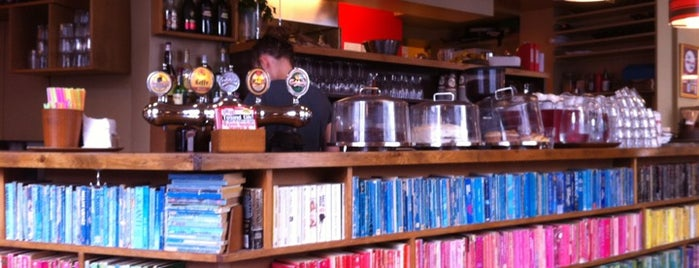 Laundromat Cafe is one of Copenhagen.