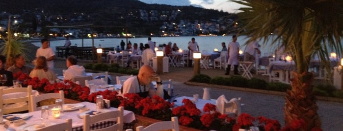 Garo's Restaurant is one of Bodrum rehberi.