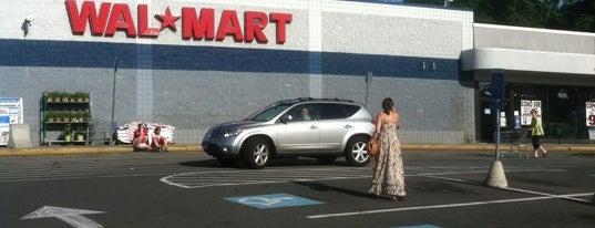 Walmart is one of Pablo 님이 좋아한 장소.