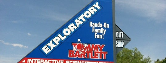 Tommy Bartlett Exploratory is one of Where I've been.