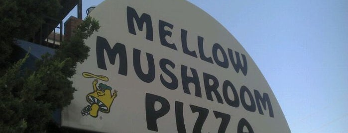 Mellow Mushroom is one of Marietta.