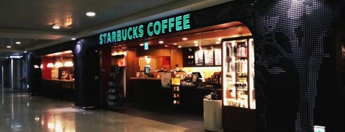 Starbucks is one of Yaxaiira : понравившиеся места.