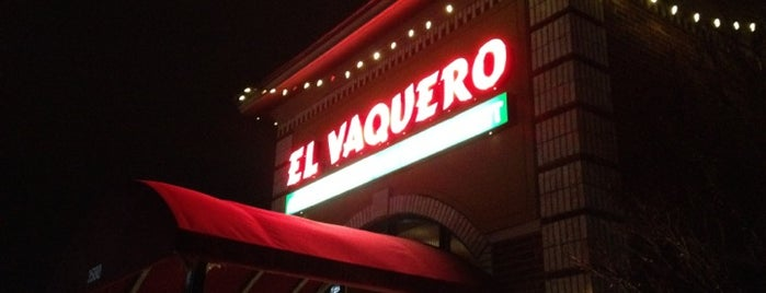 El Vaquero is one of Lugares guardados de Vincent.