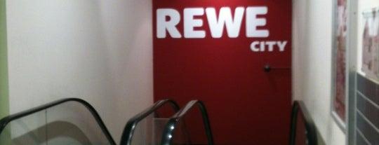 REWE CITY is one of Dennis : понравившиеся места.