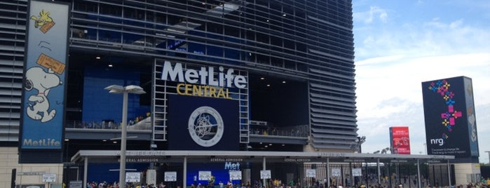 MetLife Stadium is one of NFL Stadium.