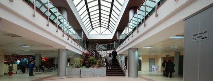 Kocaeli Derince Eğitim ve Araştırma Hastanesi is one of Posti che sono piaciuti a Ekrem.