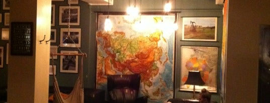 Kex Hostel is one of Iceland.