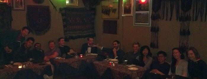 Afghan Horsemen Restaurant is one of Vancouver.