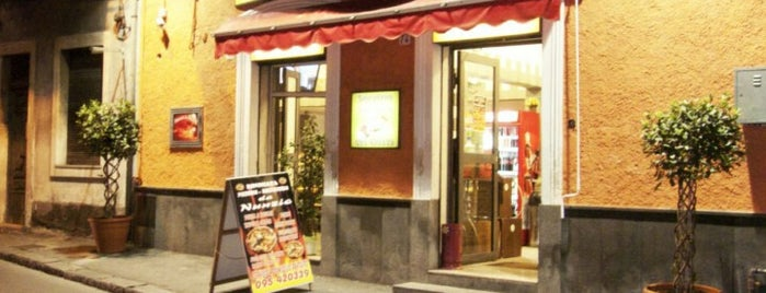 """Pizzeria """"da Nunzio"""" is one of Marco's Liked Places."""
