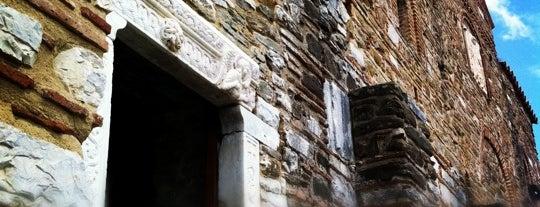 Panagia Vlachernas is one of Amazing Epirus.