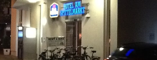 Best Western Hotel am Spittelmarkt is one of Berlin / Germany.