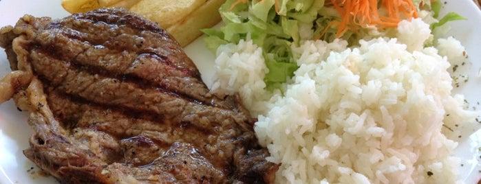 D. O. is one of Restaurantes @ SP pt. I.