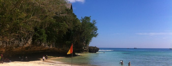 Padang-Padang Beach is one of DENPASAR - BALI.