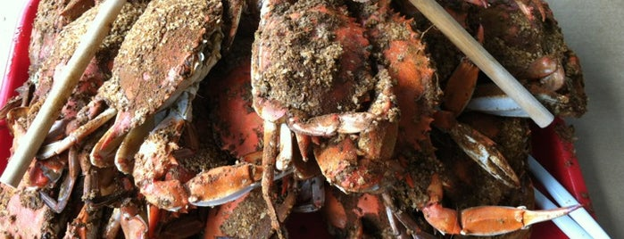 Anne Arundel Seafood is one of Best Places DC/Metro Area Part 1.