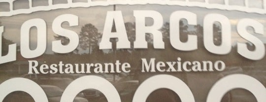 Los Arcos is one of Charleston.
