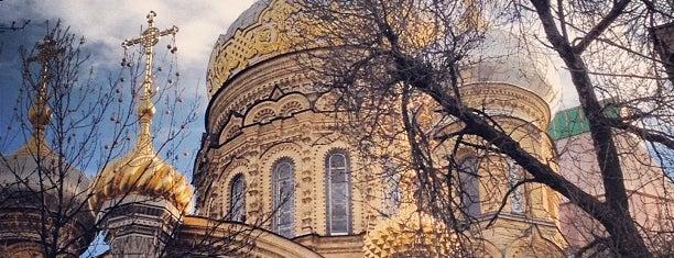 Успенское подворье монастыря Оптина пустынь is one of Posti che sono piaciuti a Evgenii.