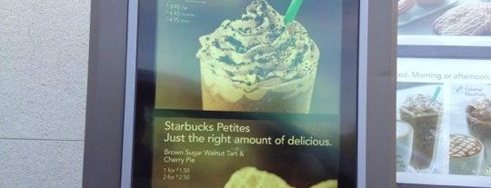 Starbucks is one of Melissa 님이 좋아한 장소.