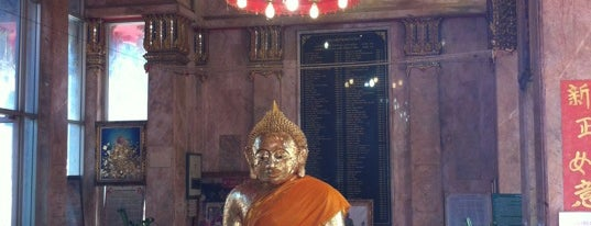 วิหารหลวงพ่อสำเร็จศักดิ์สิทธิ์ is one of ลพบุรี สระบุรี.