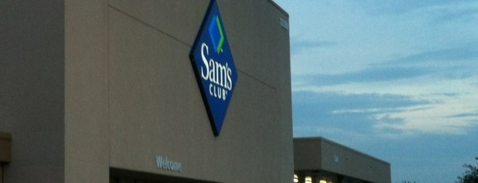 Sam's Club is one of Amy 님이 좋아한 장소.