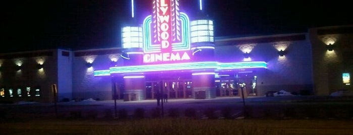 Marcus Hollywood Cinema is one of Rise & Shine Film Screening Locations.
