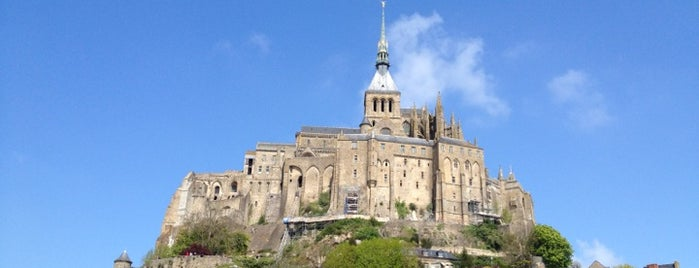 Le Mont-Saint-Michel is one of Orte, die Mayte gefallen.