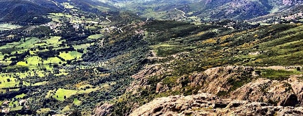 Monte Gozzi is one of La Corse par la côte ouest.