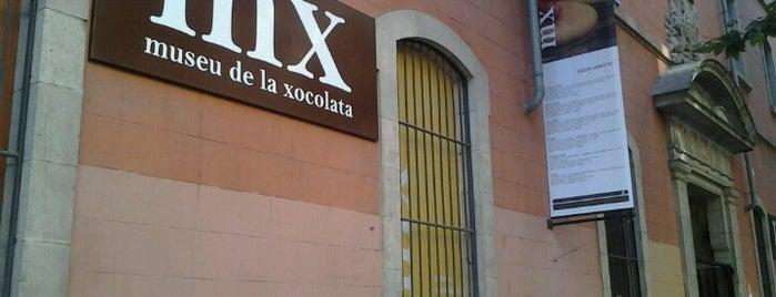Museu de la Xocolata is one of Museus de Barcelona.