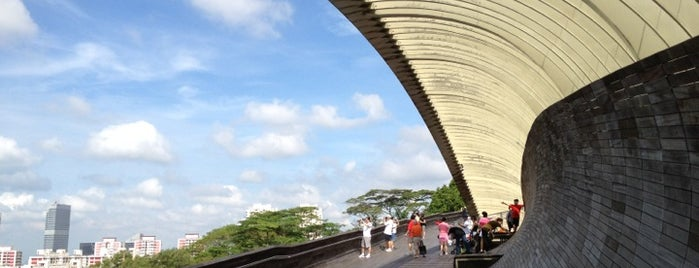 Henderson Waves is one of Singapore.
