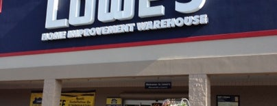 Lowe's Home Improvement is one of Tempat yang Disukai Kawika.